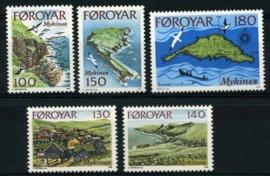 Faroer, michel 31/35, xx