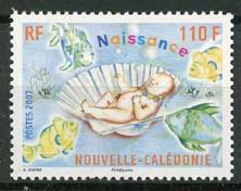 N.Caledonie, michel 1450, xx