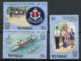 Tuvalu, michel 194/96, xx