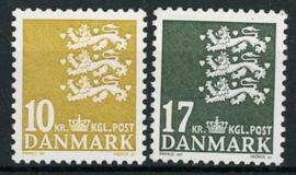 Denemarken, michel 1421/22, xx