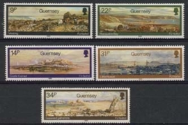 Guernsey, michel 335/39, xx