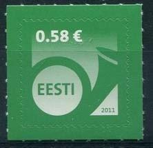 Estland, michel 705, xx