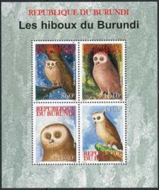 Burundi, michel blok  147, xx