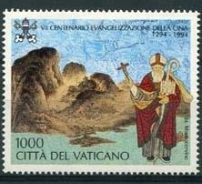 Vatikaan, michel 1127, xx
