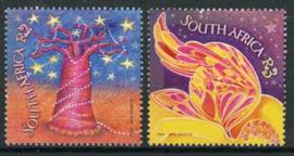 Z.Afrika, michel 1413/14, xx