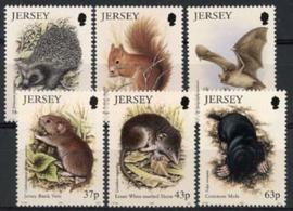 Jersey , michel 904/09 , xx
