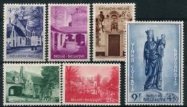 Belgie, obp 946/51, x lees