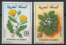 Marokko, michel 1094/95, xx