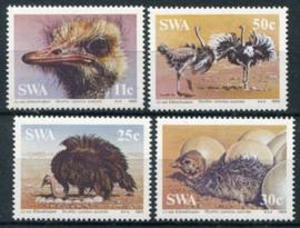 S.W.Afrika, michel 566/69, xx