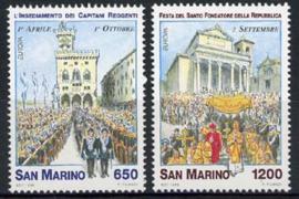 S.Marino, michel 1774/75, xx