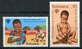 Botswana, michel 237/38, xx