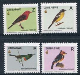 Zimbabwe, michel 808/11, xx