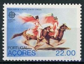 Azoren, michel 342, xx