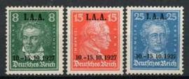 Duitse Rijk, michel 407/09, xx