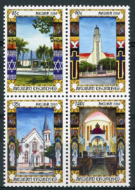 Aruba, nvph 482/85, xx