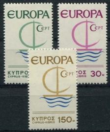 Cyprus, michel 270/72, xx
