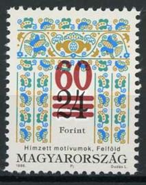 Hongarije, michel 4463, xx