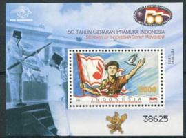 Indonesie, zbl. blok 298, xx