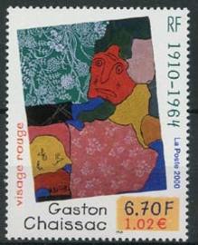 Frankrijk, michel 3490, xx
