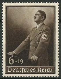 Duitse Rijk, michel 694, xx
