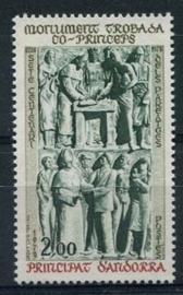 Andorra Fr., michel 301, xx