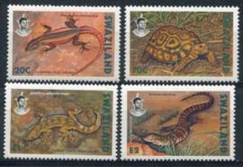 Swaziland, michel 602/05, xx