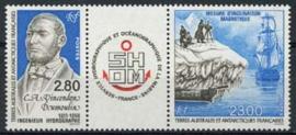 Antarctica Fr., michel 324/25, xx