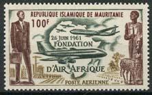 Mauretanie, michel 181, xx