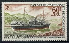 N.Caledonie, michel 532, xx