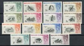 Falkland, michel 123/37, x