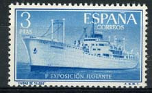 Spanje, michel 1088, xx