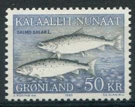 Groenland, michel 140, xx