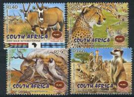 Z.Afrika, michel 1358/61, xx