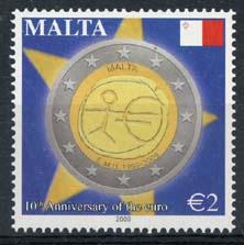 Malta, michel 1593, xx