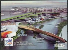 Spanje, michel blok 170, xx