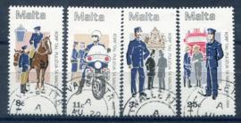 Malta, michel 706/09, o