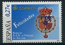 Spanje, michel 4007, xx