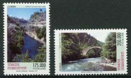 Turkije, michel 3179/80, xx