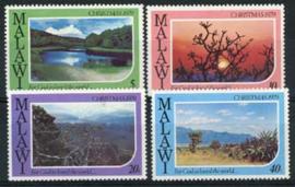 Malawi, michel 336/39, xx