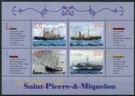 St.Pierre, michel  blok 6, xx