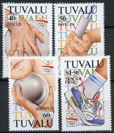 Tuvalu, michel 633/36, xx