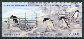 Antarctica Fr., michel 790, xx