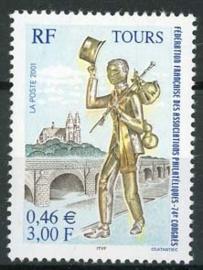 Frankrijk, michel 3537, xx