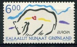 Groenland, michel 338, xx