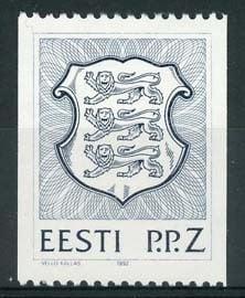 Estland, michel 197 , xx