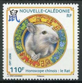 N.Caledonie, michel 1453, xx