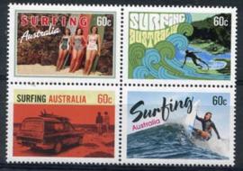 Australie, michel 3891/94, xx