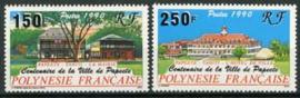 Polynesie, michel 557/58,xx