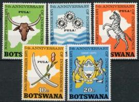 Botswana, michel 75/79, xx