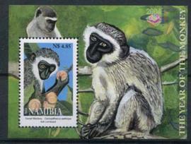 Namibie, michel blok 59, xx